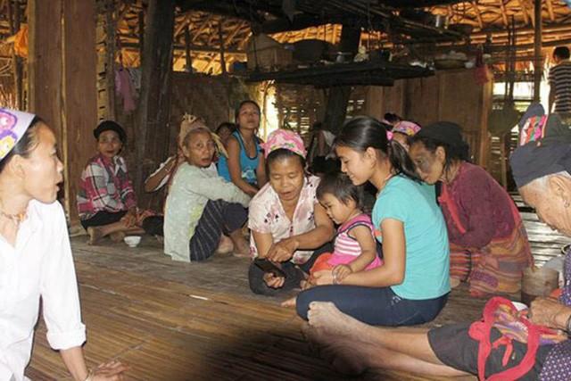 """Bộ tộc tách biệt với loài người ở Việt Nam và những tục lệ """"độc nhất vô nhị"""" - ảnh 2"""