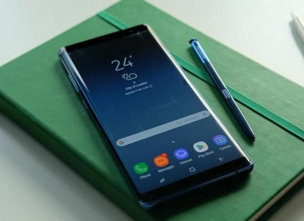 So găng iPhone 8 Plus và Samsung Galaxy Note8: Cuộc chiến hấp dẫn của hai smartphone màn hình lớn đáng mua nhất hiện nay - ảnh 2