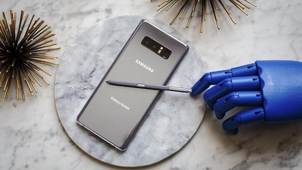 So găng iPhone 8 Plus và Samsung Galaxy Note8: Cuộc chiến hấp dẫn của hai smartphone màn hình lớn đáng mua nhất hiện nay - ảnh 6