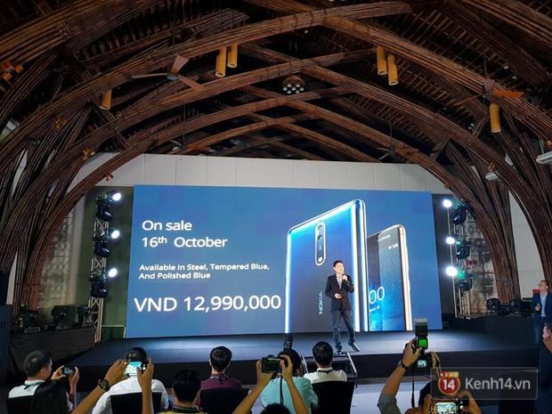 Nokia 8 ra mắt tại Việt Nam với giá 12,99 triệu, bán ra từ ngày 16/10 - ảnh 2