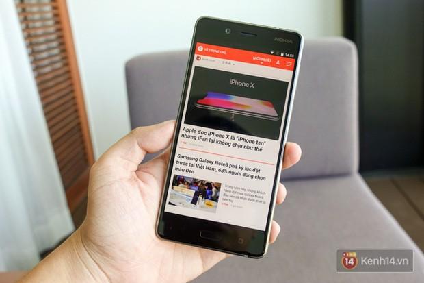 Nokia 8 ra mắt tại Việt Nam với giá 12,99 triệu, bán ra từ ngày 16/10 - ảnh 3