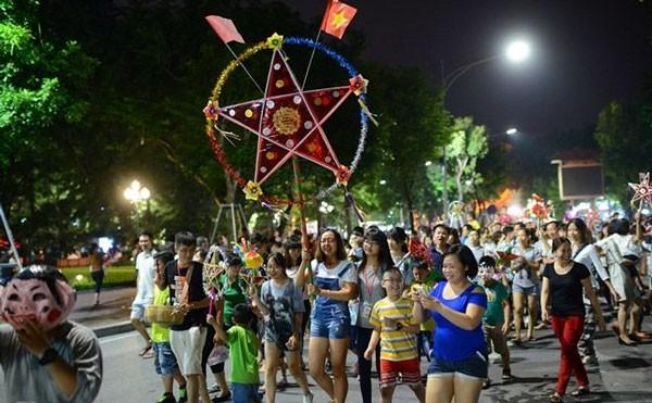 'Bỏ túi' 6 điểm vui chơi trung thu hấp dẫn nhất ở Hà Nội - ảnh 2