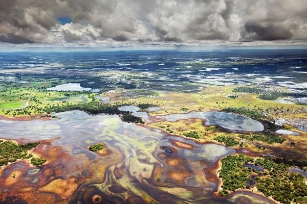 10 kỳ quan thiên nhiên thế giới nhìn là muốn 'được đến đó một lần trong đời'  - ảnh 1