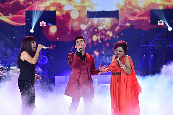 Phương Thanh - Siu Black nối lại tình bạn rạn nứt sau 2 năm trong Liveshow Quang Hà    - ảnh 2
