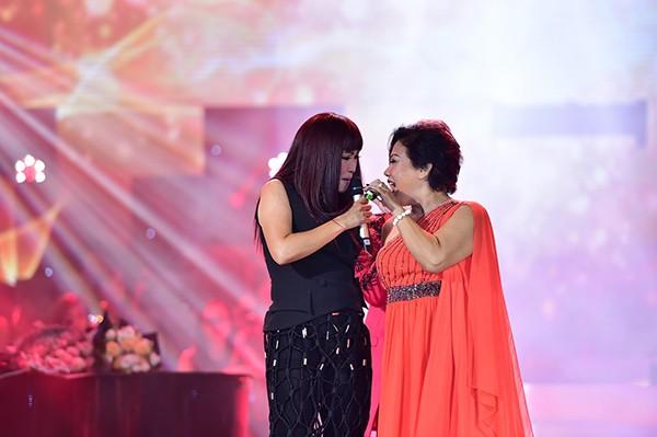 Phương Thanh - Siu Black nối lại tình bạn rạn nứt sau 2 năm trong Liveshow Quang Hà    - ảnh 3