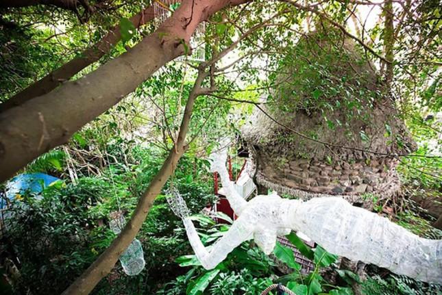 Những ngôi nhà trên cây ở Việt Nam - ảnh 2