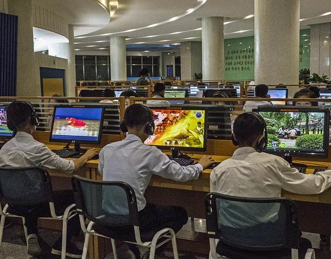Triều Tiên: Những hình ảnh choáng ngợp chưa từng được công bố   - ảnh 8