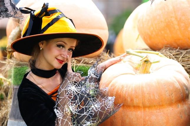 """Halloween """"chất hơn nước cất"""" tại Sun World Ba Na Hills - ảnh 8"""