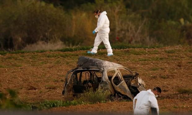 Con trai của nhà báo bị sát hại lên tiếng chỉ trích những 'kẻ lừa đảo' của Malta - ảnh 1