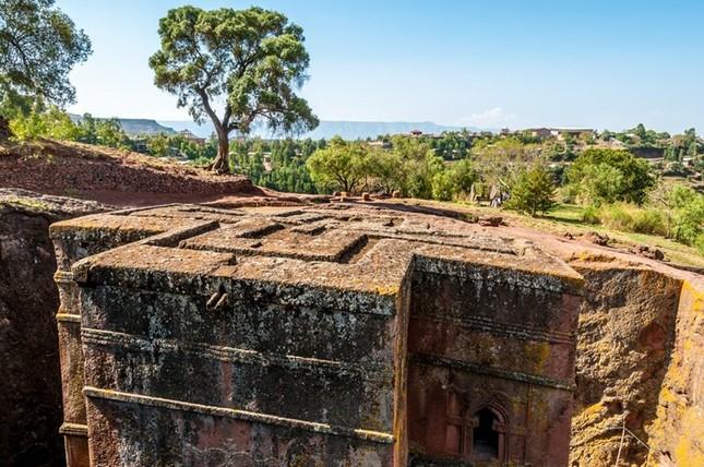 Những kiệt tác kiến trúc cổ xưa nên đến trong đời - ảnh 3