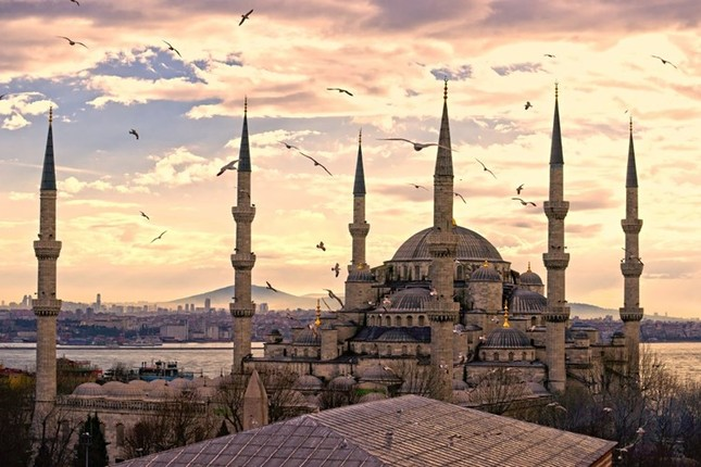 Những kiệt tác kiến trúc cổ xưa nên đến trong đời - ảnh 8