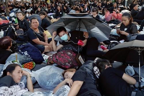 Thái Lan tổ chức lễ tang cố Quốc vương Bhumibol Adulyadej - ảnh 1