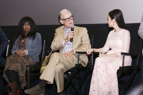 Hà Phương được gặp riêng minh tinh Angelina Jolie ở Hollywood - ảnh 2