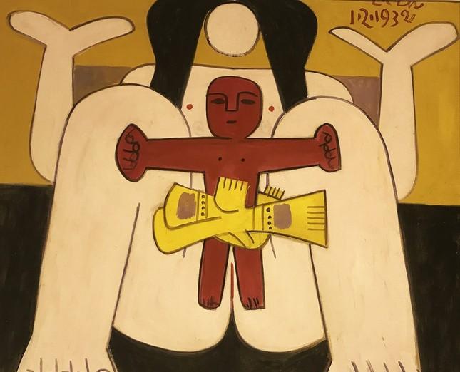 Triển lãm tranh 'nude' của nhà điêu khắc 87 tuổi  - ảnh 5