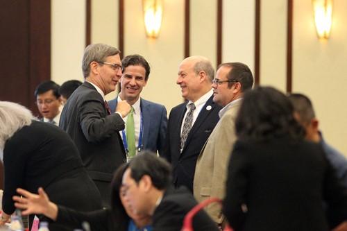 Hội nghị CSOM mở đầu Tuần lễ cấp cao APEC 2017 - ảnh 2