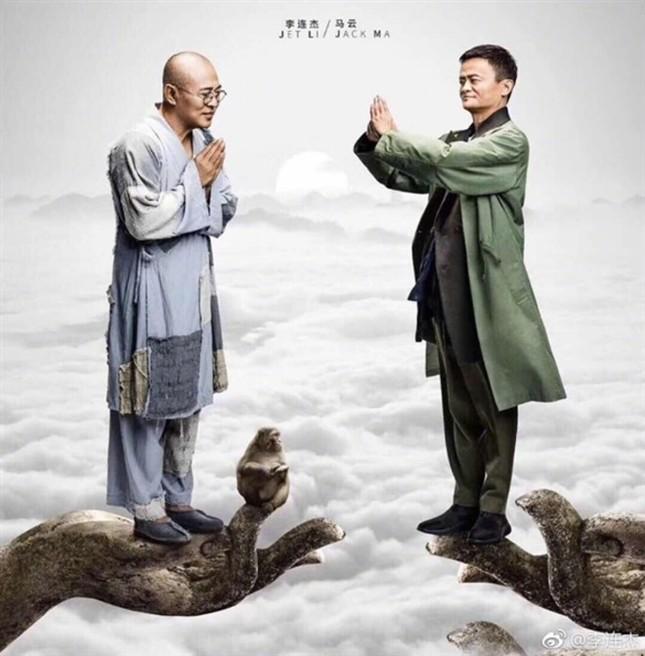 Bom tấn của Jack Ma, Lý Liên Kiệt: Chỉ 20 phút, 0 đồng doanh thu - ảnh 1