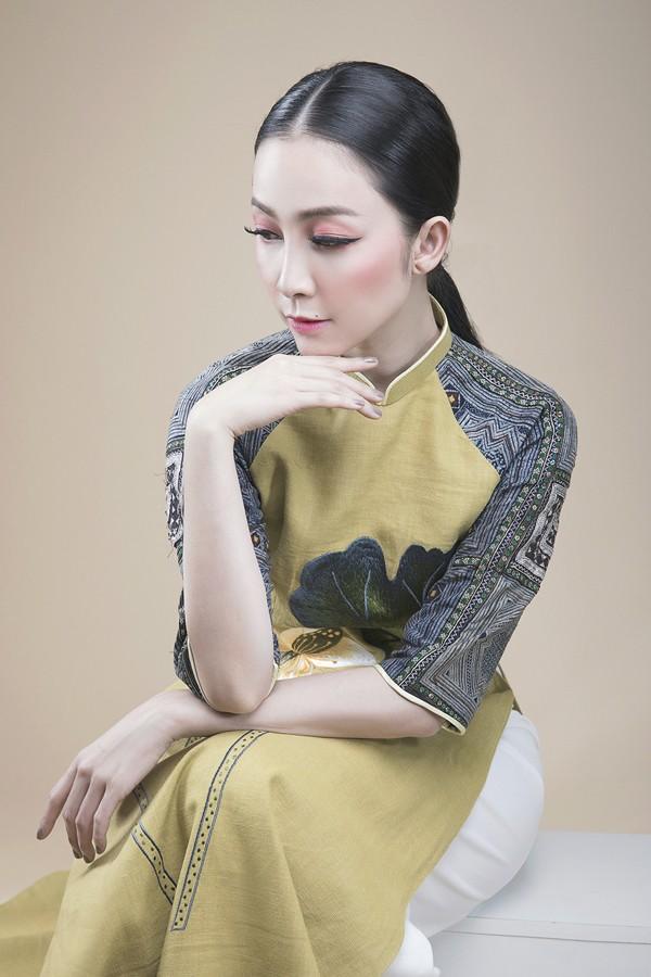 Linh Nga lựa chọn áo dài để biểu diễn tại APEC 2017 - ảnh 7