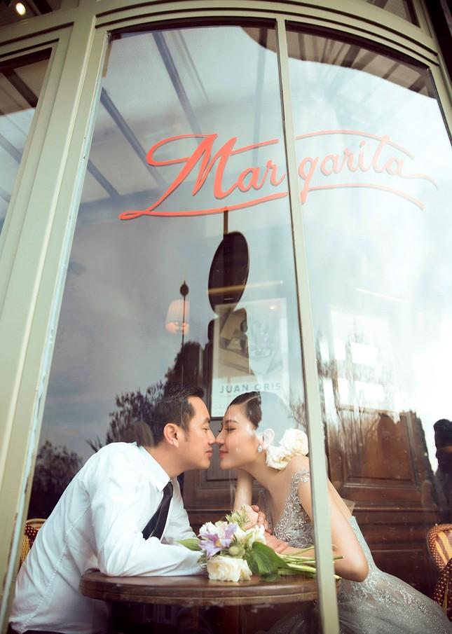 Ngọc Duyên khoe ảnh cưới lãng mạn ở Paris - ảnh 4