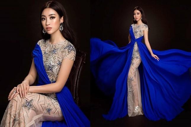 Đỗ Mỹ Linh dẫn đầu bình chọn tại Miss World - ảnh 1