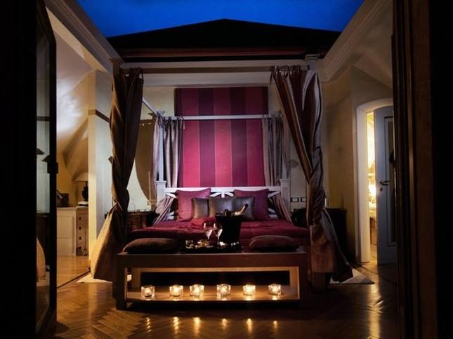 Phòng khách sạn 'trần trụi với thiên nhiên' - ảnh 3