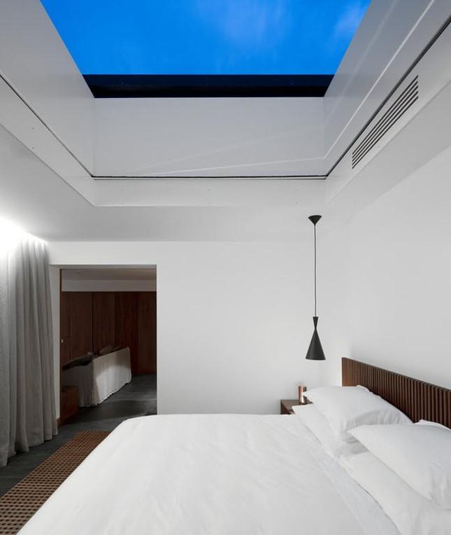 Phòng khách sạn 'trần trụi với thiên nhiên' - ảnh 4
