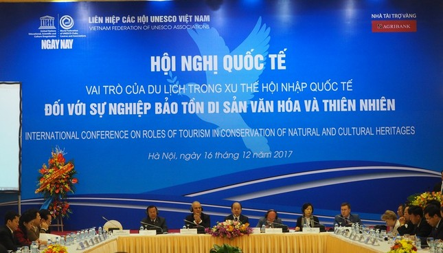 Việt Nam cùng bạn bè quốc tế 'đoàn kết vì di sản' - ảnh 1