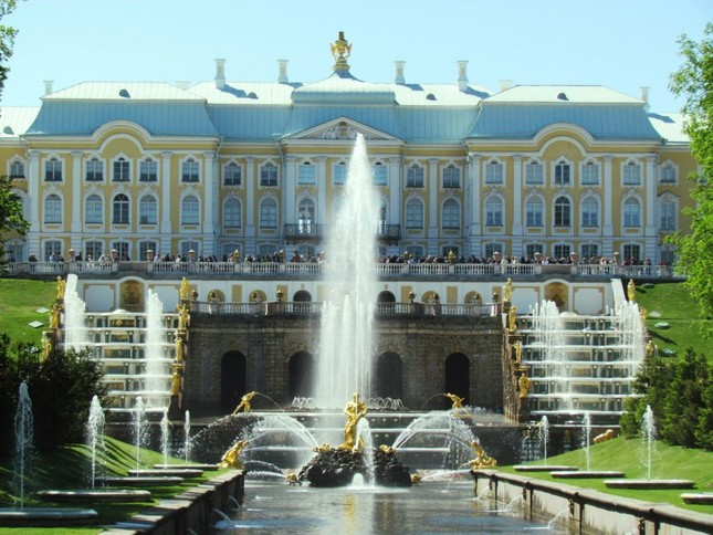 7 công trình kiến trúc tuyệt đẹp của Nga - ảnh 2