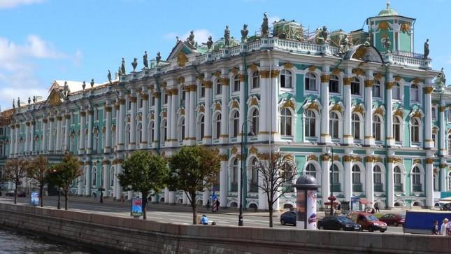 7 công trình kiến trúc tuyệt đẹp của Nga - ảnh 3