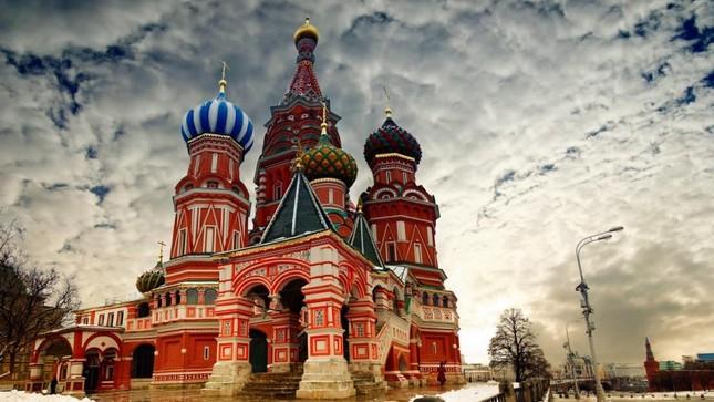 7 công trình kiến trúc tuyệt đẹp của Nga - ảnh 4