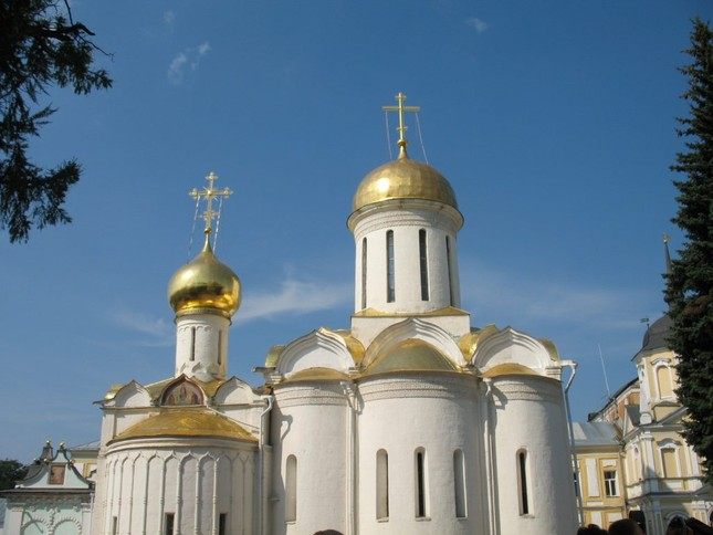 7 công trình kiến trúc tuyệt đẹp của Nga - ảnh 5