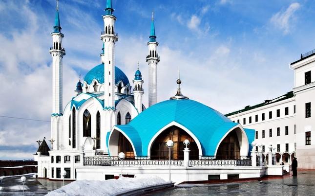 7 công trình kiến trúc tuyệt đẹp của Nga - ảnh 6