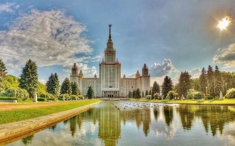 7 công trình kiến trúc tuyệt đẹp của Nga - ảnh 7