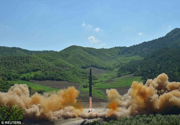 Mỹ cam kết áp đặt biện pháp mạnh lên Triều Tiên - ảnh 2