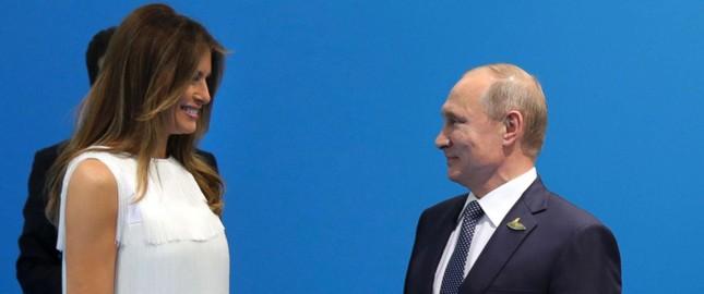 Trump và Putin bất ngờ