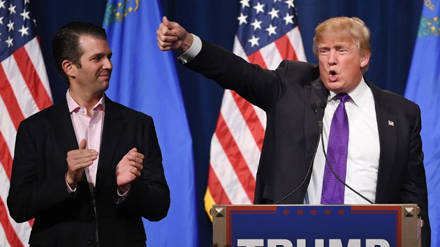 Con trai lớn của Tổng thống Donald Trump đã gặp luật sư Nga  - ảnh 2