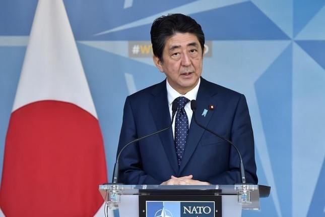 Thủ tướng Nhật Bản sắp sửa cải tổ nội các vào tháng 8 - ảnh 1