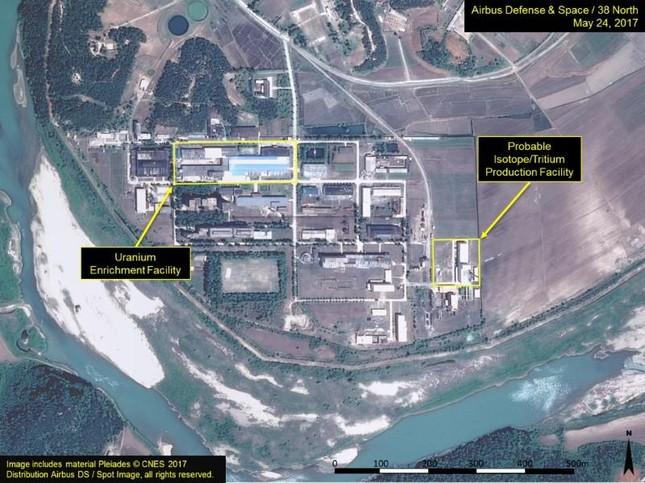 Triều Tiên có nhiều bom nguyên tử hơn thế giới vẫn nghĩ? - ảnh 1