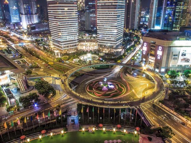 GDP của Trung Quốc đang tăng trưởng thần kì - ảnh 1