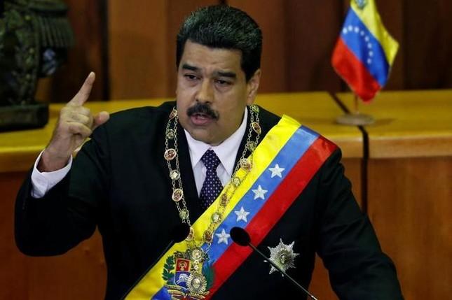 Mỹ đe dọa trừng phạt nếu Venezuela thành lập Quốc hội Lập hiến - ảnh 1