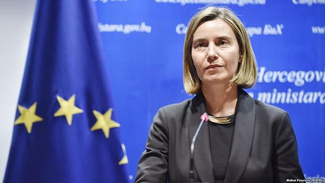 EU sẽ mạnh tay với nạn buôn người ở Libya - ảnh 2