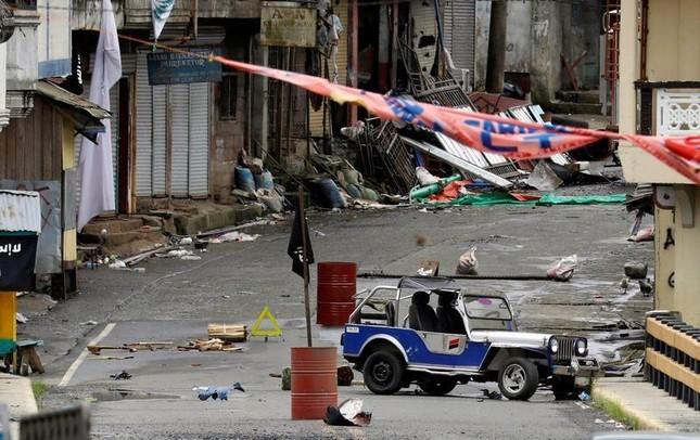 Singapore hỗ trợ Philippines trong cuộc chiến chống khủng bố - ảnh 1