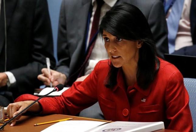 Mỹ - Trung dần đạt được thỏa thuận trong việc trừng phạt Triều Tiên - ảnh 1