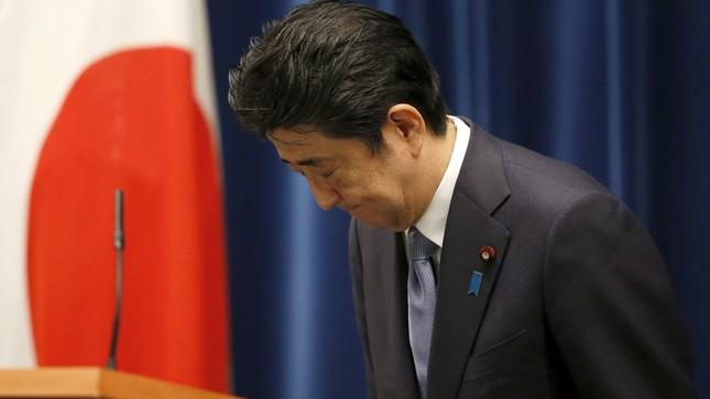 Bộ trưởng Quốc phòng Nhật từ chức, Thủ tướng Abe lên tiếng xin lỗi - ảnh 1