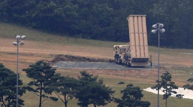 Hàn Quốc triển khai THAAD, chuẩn bị đáp trả lại Triều Tiên - ảnh 1