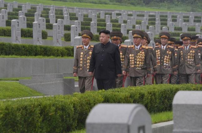Triều Tiên đe dọa tên lửa mới có thể chạm tới toàn bộ nước Mỹ - ảnh 1