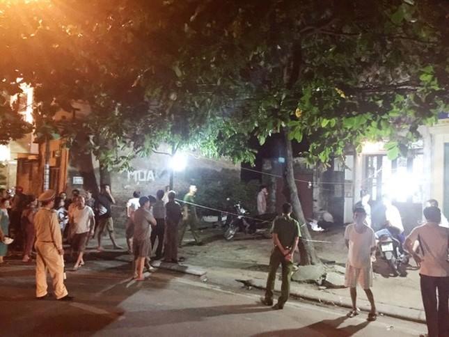 Vụ tự thiêu ở Thái Bình: Màu tang thương phủ lên cả khu phố - ảnh 2