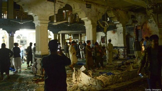 Tấn công nhà thờ Hồi giáo ở Afghanistan: Ít nhất 29 người thiệt mạng - ảnh 1