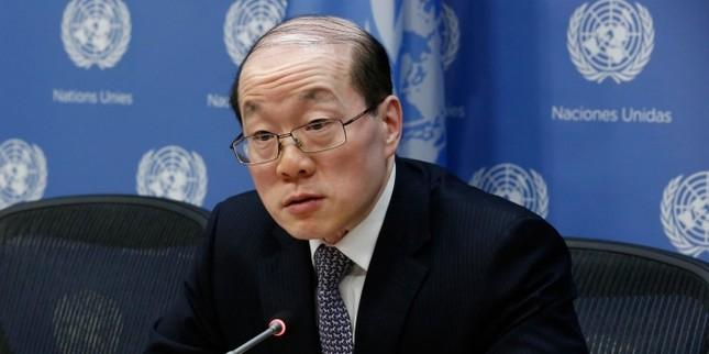 Trung Quốc kêu gọi Hàn Quốc ngừng triển khai THAAD - ảnh 1