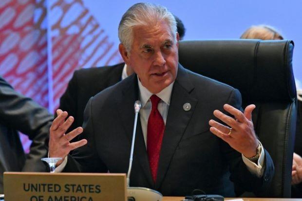 Mỹ sẽ đối thoại về vấn đề Triều Tiên khi có điều kiện - ảnh 1