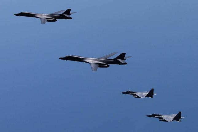 "Triều Tiên đe dọa, Nhật - Mỹ lập tức tập trận ""dằn mặt"" - ảnh 1"